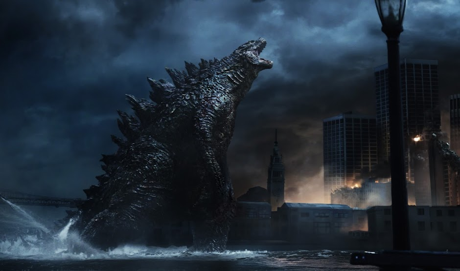 Começam as filmagens de Godzilla 2