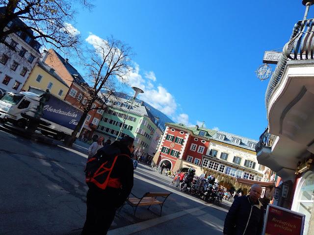 Lienz e il suo centro storico
