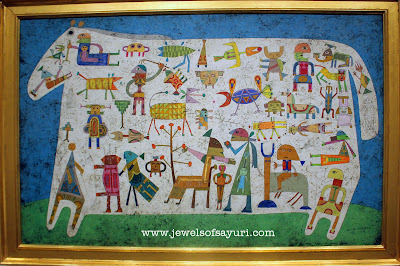 Prelude to a Civilization by Victor Brauner
