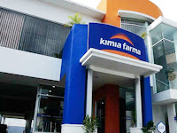 PT Kimia Farma (Persero) Tbk - D3 General Affair, Sales and Marketing Executive Kimia Farma August - September 2018