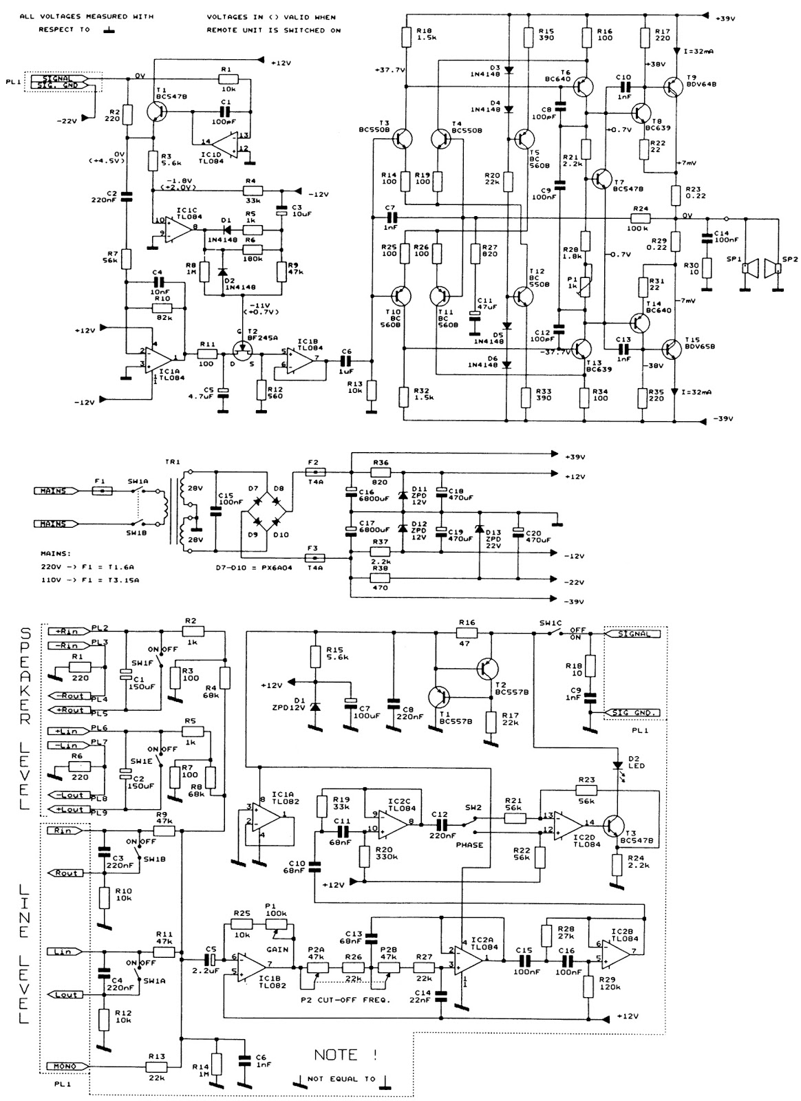 Swell Jamo Sw600E Subwoofer Schematic Circuit Diagram Wiring Diagrams Wiring Digital Resources Xeirawoestevosnl