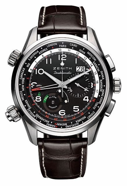 Zenith - Pilot Doublematic Watch