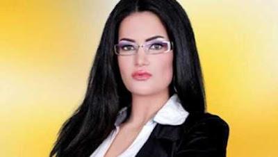 اللى هيقف سكتى هاسيح دمــة   بالصور   سما المصري توجه رسالة تهديد بـ«الدمــ اء»
