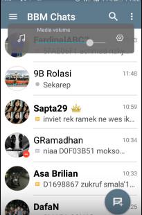 BBM Mod Messenger v2 Based v3.0.0.18 Apk Terbaru 2016