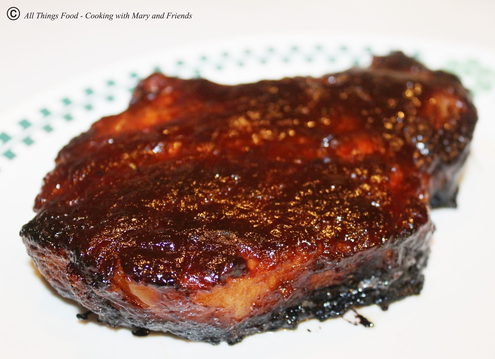 Recipe Ings 1 Thick Center Cut Pork Chops