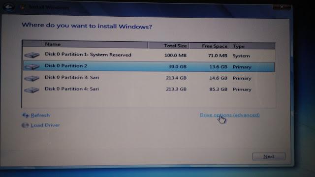 Delete system c