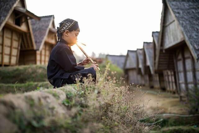 Kasepuhan Ciptagelar Sukabumi Jawa Barat - foto instagram richardpapievans
