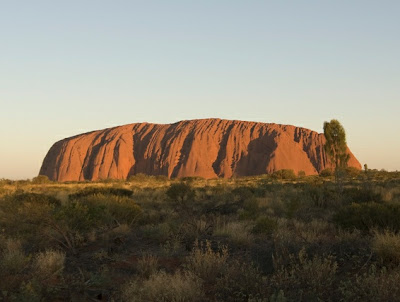 ULURU-KATA TJUTA NATIONAL PARK - AUSTRALIA