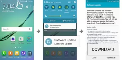 Cara Upgrade samsung :cara update/upgrade galaxy j1 ke lolipop - IME