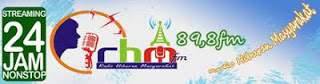 streaming radio RHMFM 89.8 FM-Wonogiri