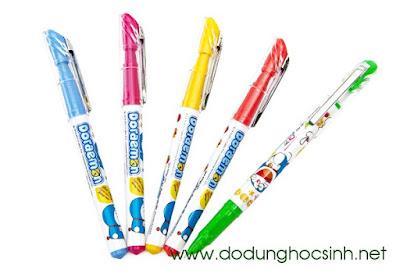 Bút máy Doraemon FT-04/DO (Thiên Long)