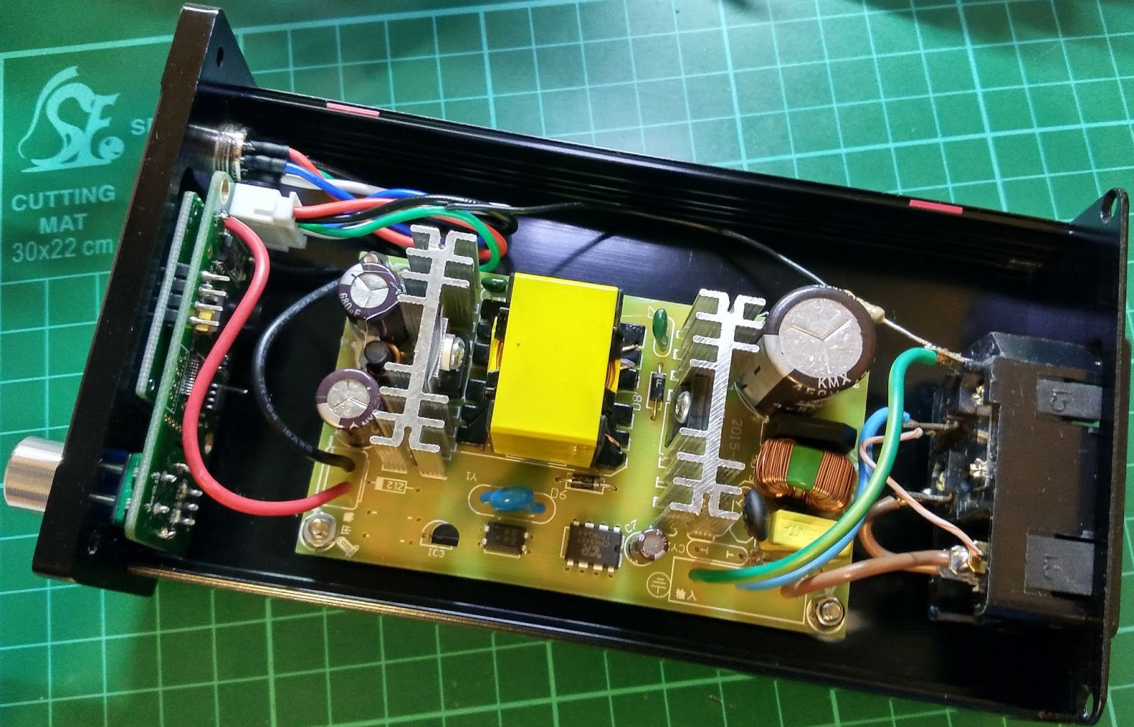 MacAriOi Engineering: T12 Soldering Station - STM32 / 1 3