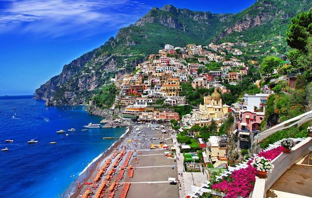 Roteiro pela Costa Amalfitana de carro na Itália