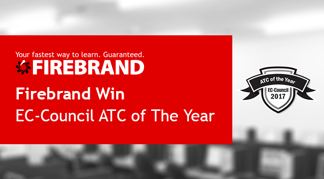 Firebrand Wins EC-Council ATC of the Year