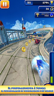 -GAME-Sonic Dash vers 1.1.0