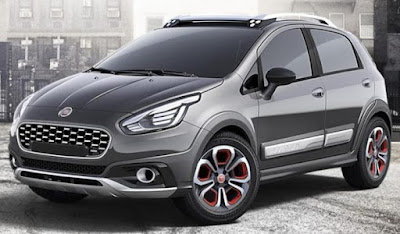 2016 Fiat Urban Crossover pictures