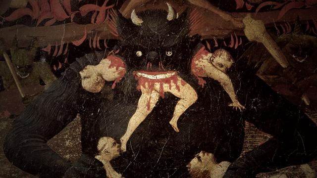 Inferno, Pacto com diabo, Creepypasta,