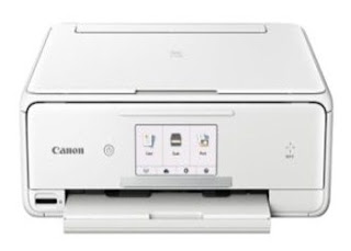 The Canon PIXMA TS8051 is a multitasking system that lets you print, reproduction and also scan, making it best in favor of any residence or workplace assignment.