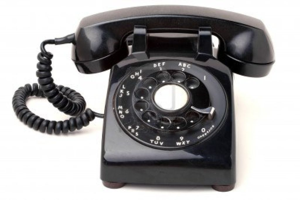 Adventures in Type and Space: New Rotary Phone is Partnered