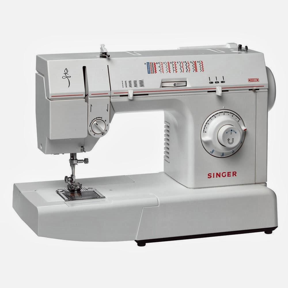 Maquina de costura singer facilitate 2818 manually