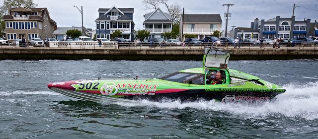 Synergy Race Boat