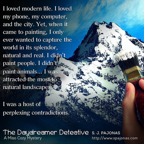 The Daydreamer Detective teaser 4