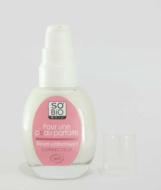 Sérum corrector sobio etic piel perfecta