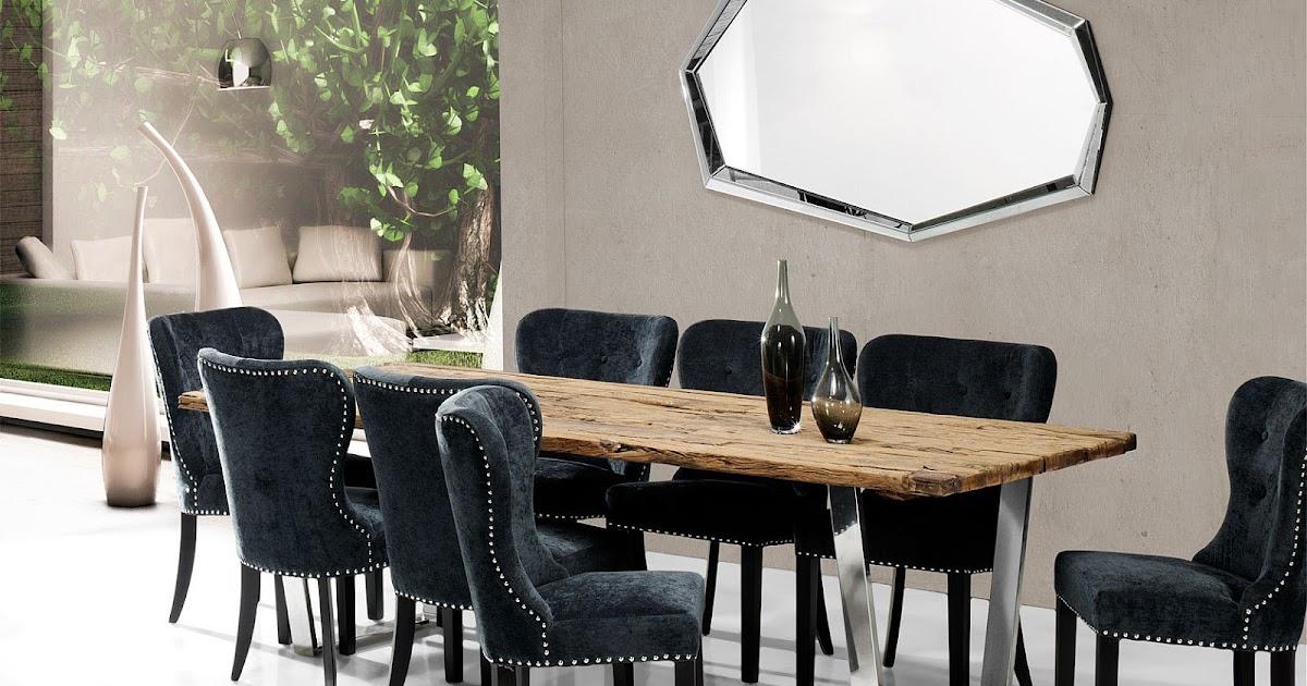 Muebles de sala comedores elegantes Muebles de sala ferrini