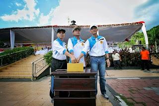 Pembukaan Pekan Olahraga Kota Mataram