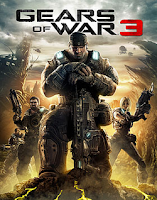 Gears of War 3, GOW3, xbox, game, new