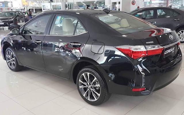 Novo Corolla 2018 Altis