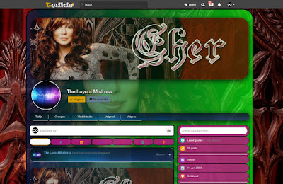 Cher Twikie Layout