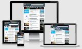 DroidBuzz Free Responsive AMP HTML Blogger Template