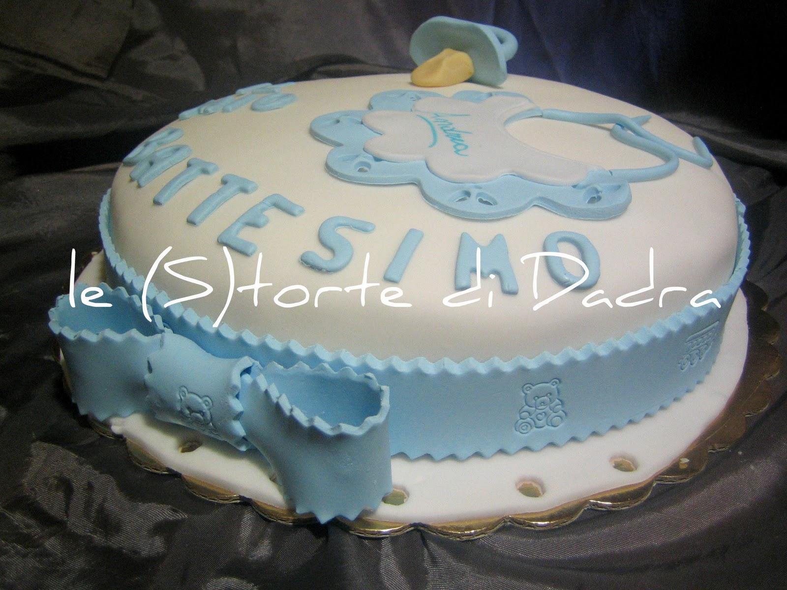 Popolare S)torta per il Battesimo di Andrea | SiciliA' cibo e cultura MZ85