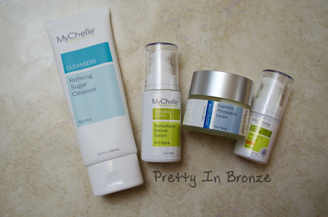 MyChelle Skin Care ~ A Product and Brand Review