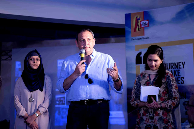 #Mobilink Sponsors Young Leaders Conference 2016