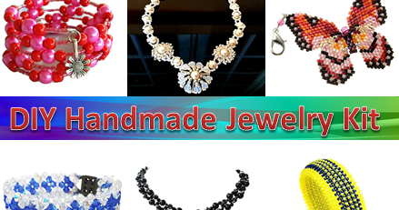 Online Jewelry Making Newsletter: Get Jewelry Making Kit At Amazon And Enjoy Free 2-day Shipping