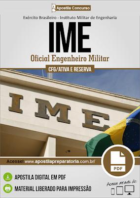 Apostila concurso IME CFG 2017-2018