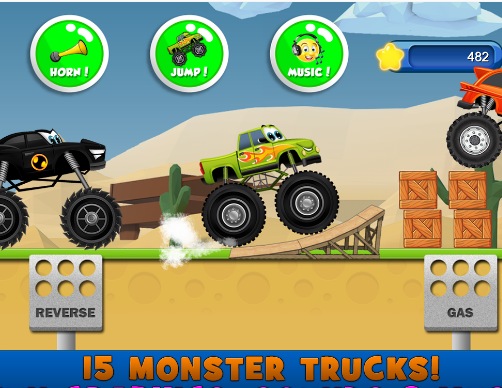 Free Race Car Games For Toddlers