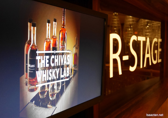 The Chivas Whisky Lab @ R-Stage