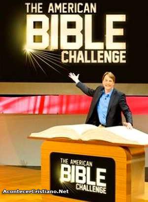 Concurso sobre la Biblia por televisión