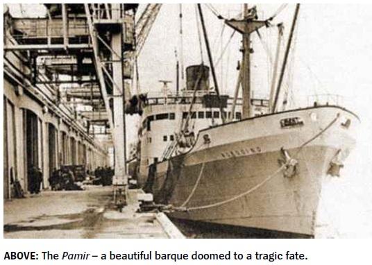 Pamir The Phantom Ship