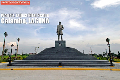 Tallest Jose Rizal Statue Monument Shrine, Calamba City Laguna, Joaquin Chipeco Jr, 150 Years Anniversary