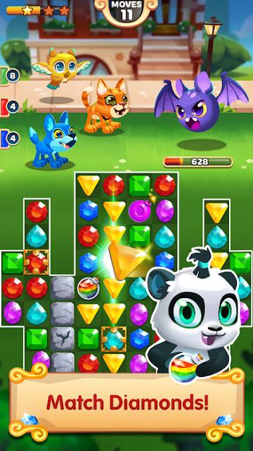 screen696x696 HACK Diamond Quest! (All Versions) +4 Technology