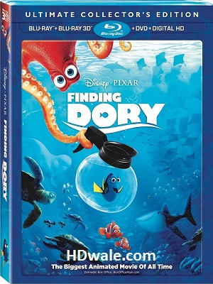 Finding Dory Full Movie Download (2016) 1080p & 720p BluRay