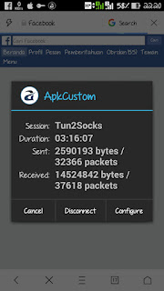 Download Config Http Injector & apk Custom Kartu XL Comeback 2017