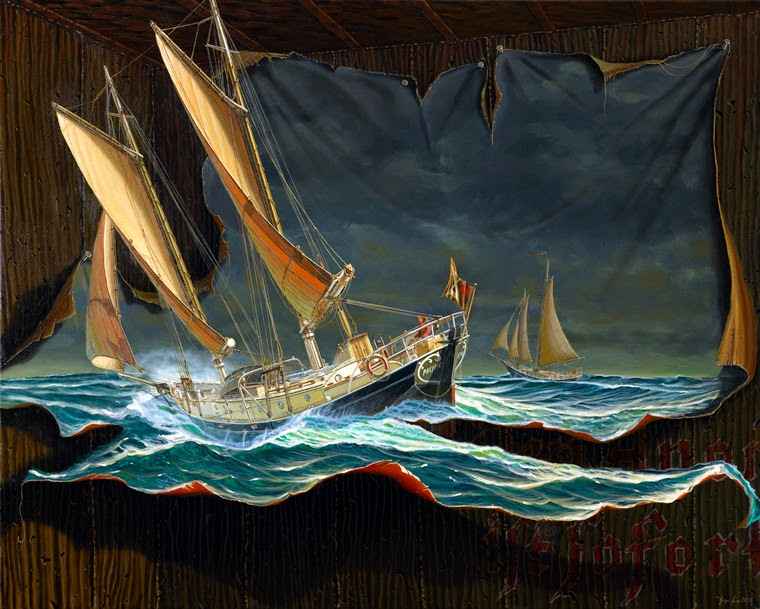 20-Jürgen-Geier-Ships-and-Maritime-Surreal-Paintings-www-designstack-co