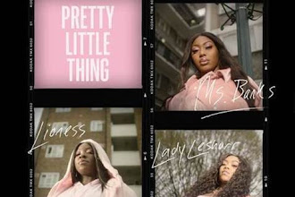 """will.i.am ft. Lady Leshurr, Lioness & Ms. Banks - """"Pretty Little Thing"""" Video"""