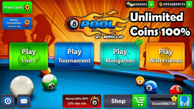 8 Ball Pool Hack APK Free Download For Android