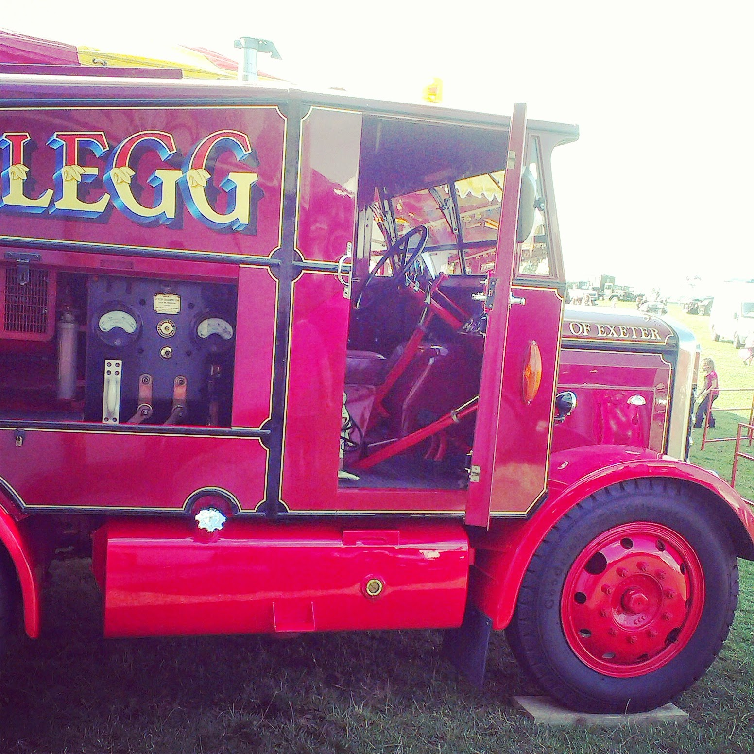 1948 Scammell Showtrac